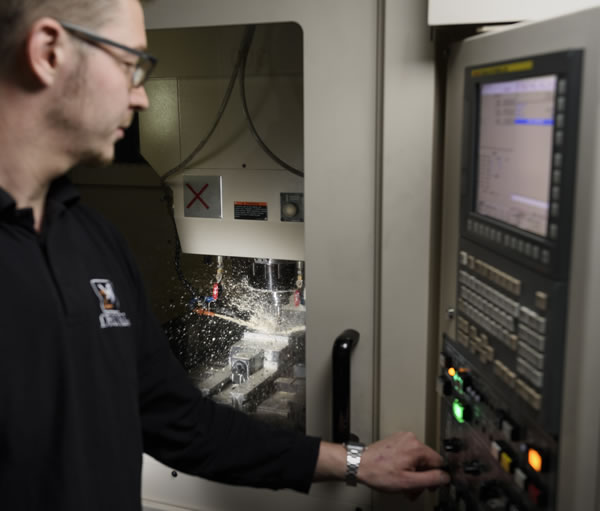 Workshop CNC machines